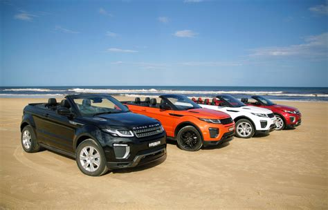 2017 Range Rover Evoque Convertible Review Caradvice