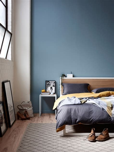 best blue bedroom colors 6 best paint colors to get you those moody vibes