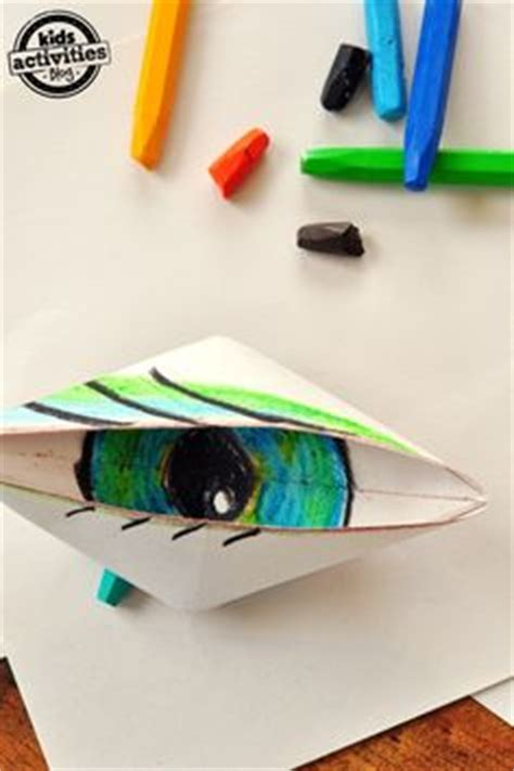 Origami Blinking Eye - origami on origami tutorial 3d origami and