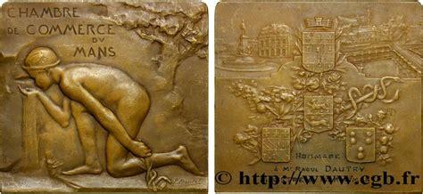 chambre de commerce du mans iii republic plaquette de la chambre de commerce du mans