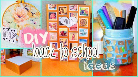 school ideas diy back to school ideas diy organization
