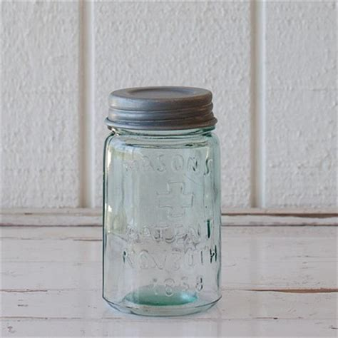 antique reproduction mason jar 500ml auckland nz