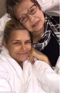 chronic neurological lyme disease yolanda foster yolanda foster in husband david s arms as lyme disease