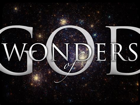 of god god of wonders the incommunicable attributes of god