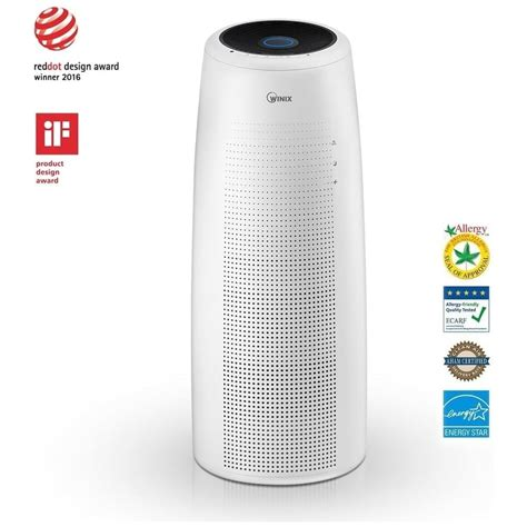 winix nk300 tower air purifier from breathing space