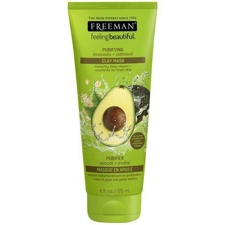 Freeman Masker Mask All Variant freeman feeling beautiful avocado oatmeal clay mask walmart canada