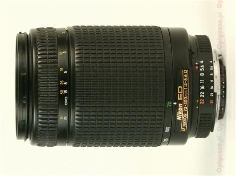 Lensa Nikon Af 70 300 G nikon nikkor af 70 300 mm f 4 5 6d ed review introduction lenstip