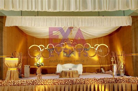Kerala Christian Wedding Stage Decor wedding planner in