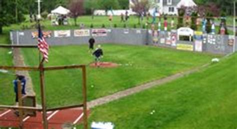 Backyard Wiffle League by 1000 Images About Wiffleball Fields On Wiffle