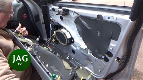 Car Trim Types by Door Trim Card Removal Jaguar S Type R Str