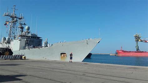 arrivi navi porto di genova polizia di stato questure sul web crotone