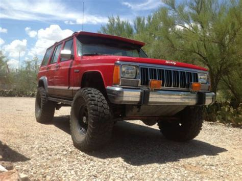 1996 Jeep Wobble Purchase Used 1996 Jeep Country Sport Utility 4