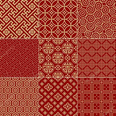traditional pattern photography seamless traditional auspicious chinese mesh pattern