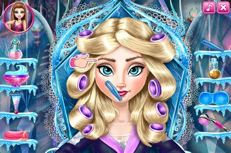makeover games games for girls girl games club elsa frozen real makeover play the girl game online