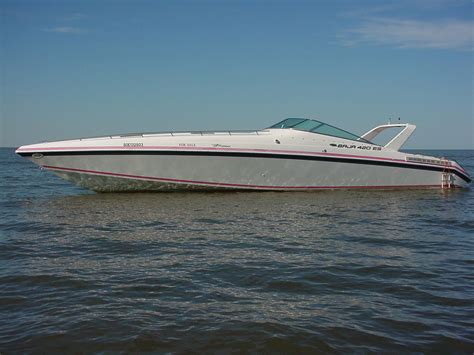 types of high performance boats baja 420 es 42 high performance offshore machine speed
