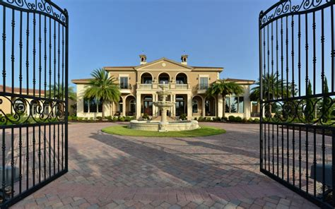 16 5 million 30 000 square foot mega mansion in bradenton