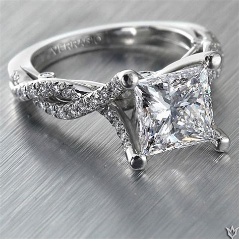 mansion unique engagement rings custom