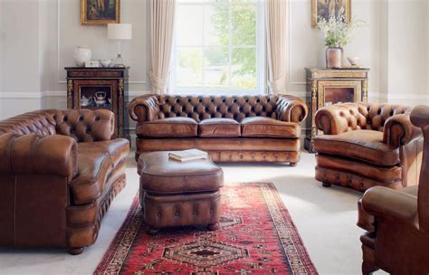Rustic Leather Sofa Set Furniture Rustic Leather Sofa A Flair Of Style For Your Homes Designescent Fabulous Home