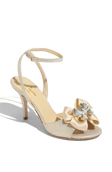 kate spade shoes bridal shoes kate spade new york shelby sandal
