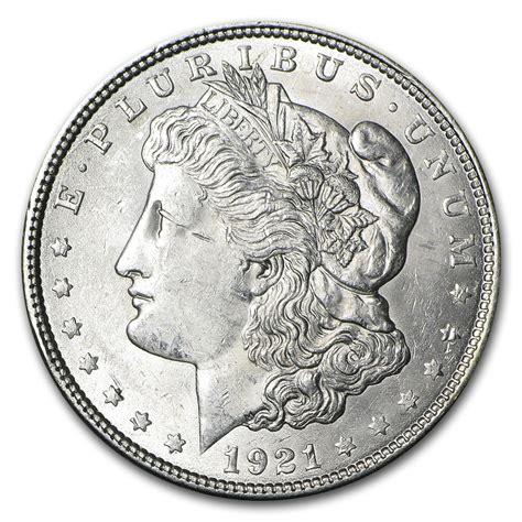 1 dollar silver coin 1921 1921 silver dollar coin brilliant uncirculated ebay
