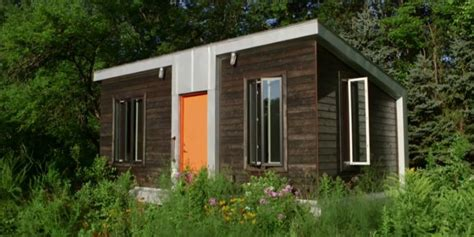 really small homes the yestermorrow house will change your mind about tiny