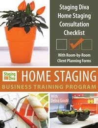 Staging Diva Home Staging Checklist Home Staging Brochure Template