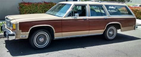 automotive air conditioning repair 1985 ford ltd engine control 1985 ford country squire ltd wagon nice no reserve for sale photos technical