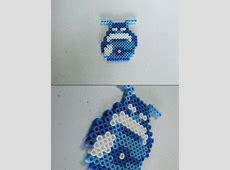 Legend of Zelda - Goriya (Blue) Bead Sprite Magnet Ninja Gaiden Nes Sprite