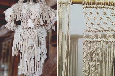 Macrame Articles - macrame wall hangings are a moment tastemakers on