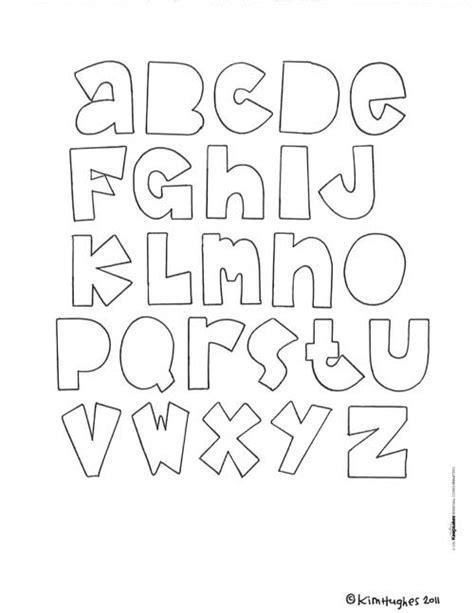 non printable fonts free printable letters for scrapbooks