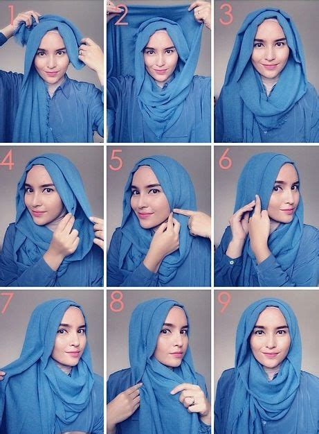 niqab style tutorial 861 best hijab tutorial n niqab images on pinterest