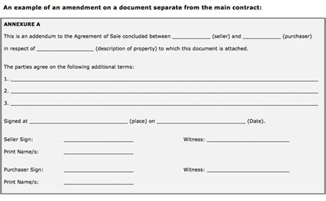sale agreement template south africa completing the offer to purchase document property