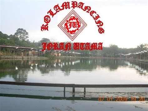 panoramio photo of kolam pancing joran utama