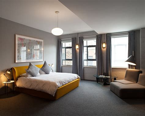 modern yellow bedroom cheerful sophistication 25 elegant gray and yellow bedrooms