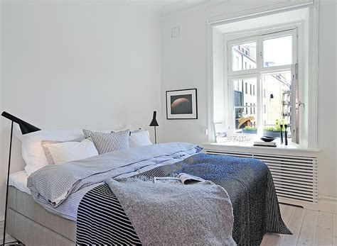 Light And Bright Truly Swedish Bedroom Interior Design Swedish Bedroom Design