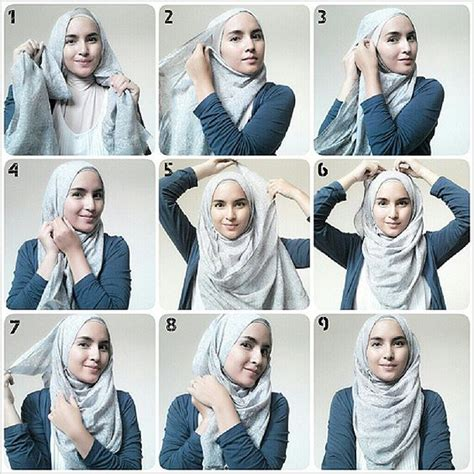 tutorial hijab pashmina instagram instagram shawl and the o jays on pinterest