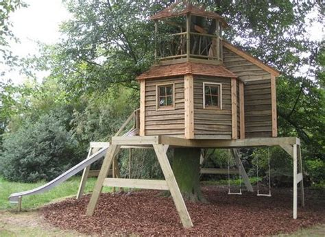 hanging tree house designs elements to include in a kid s treehouse to make it awesome