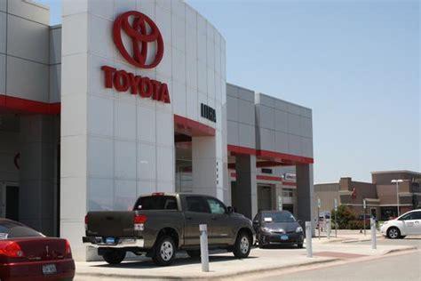 Lithia Toyota Abilene Lithia Toyota Scion Of Abilene Car Dealership In Abilene