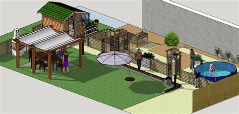 projet d amenagement jardin d agrement jardins du nord