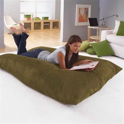 floor pillow sofa bloombety giant floor pillow sofa with white enjoy your