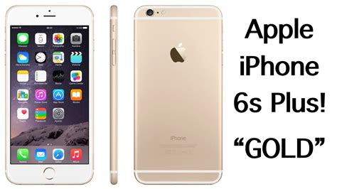 Ready Stock Bnib Iphone 6s 16gb Plus Gold Cod Rekber Murah cell phones smartphones apple iphone 6s plus 16gb