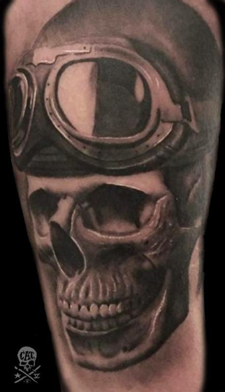 can you join the military with tattoos pilot skull by daniel rodriguez tattoos