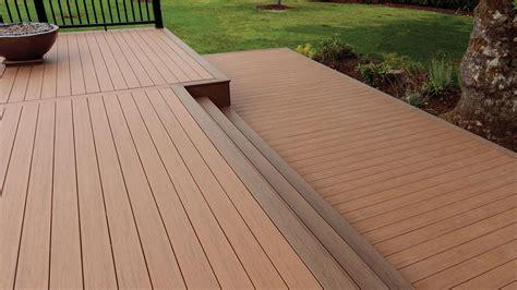 composite deck construction composite decking the best choice for building decks