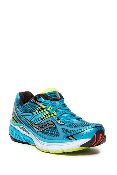 narrow athletic shoes saucony omni 14 running shoe narrow width nordstrom rack