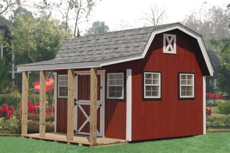 backyard barns custom storage sheds from the amish in pa