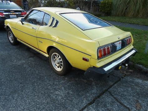 1976 1977 toyota celica gt liftback collectible classic automobile magazine 1976 toyota celica gt liftback related infomation specifications weili automotive network