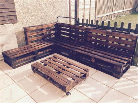 pallet furniture outdoor couch outdoor pallet sectional sofa