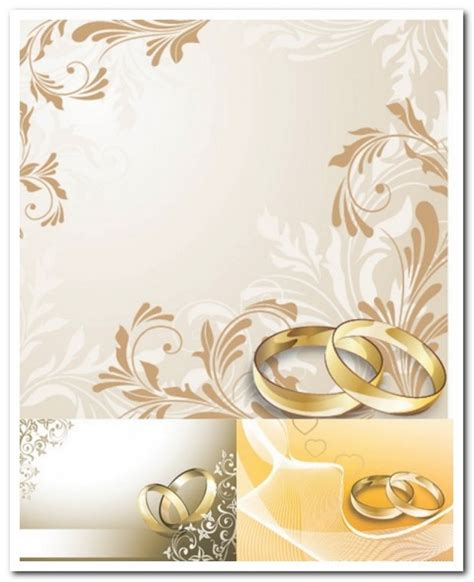 Wedding Invitations Ring Design by Designs For Wedding Invitations Free Wblqual