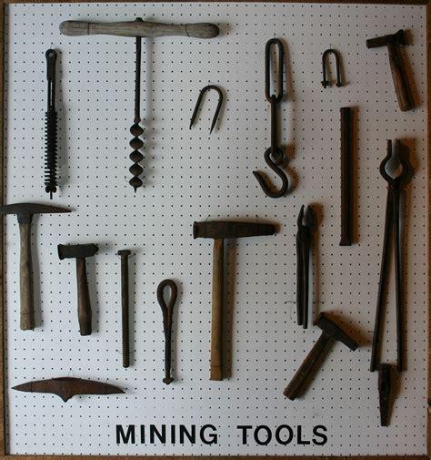 used tools for mining tools jpg 1744 215 1860 miners mining