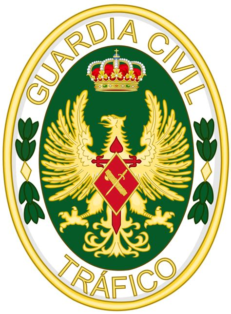 fileservice badge of the guardia civil mountain and speleology rescue file emblem of the guardia civil s traffic grouping svg